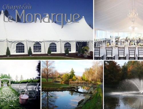 Chapiteau Le Monarque